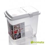 [inomata]米缸革命米桶10kg+米盒+量杯