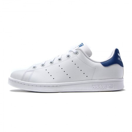 直邮 Adidas Stan Smith系列小白鞋 蓝尾