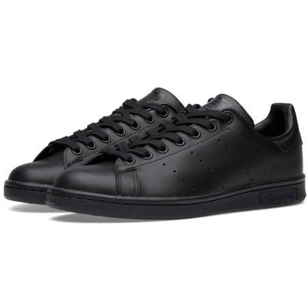 直邮 Adidas Stan Smith系列小黑鞋