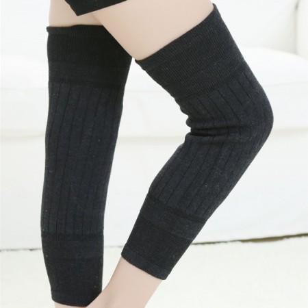 JM 居家良品磁石保暖护膝·深灰色