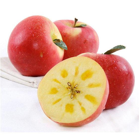 【顺丰包邮、产地直发】新疆阿克苏冰糖心苹果10斤装