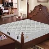 索莫纳缌天然乳胶+山羊绒+9区弹簧+3D椰棕床垫 定制款180*200cm厚23cm