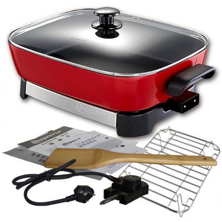 伊立浦SK15Q 7升大容量多功能煎盘烧烤盘火锅