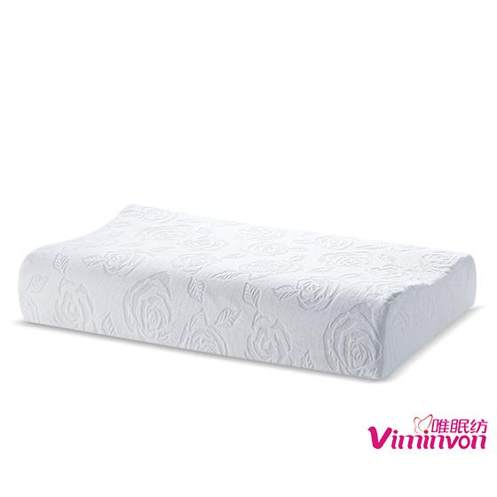 [唯眠纺] 颗粒乳胶枕头 颈椎枕 护颈枕