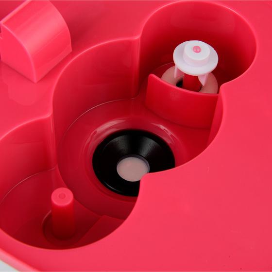 万途 香薰天鹅静音大容量加湿器·粉色