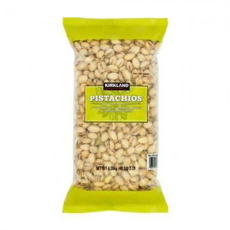 柯克兰Kirkland盐焗开心果1.36kg