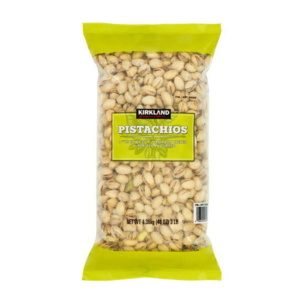 柯克兰(Kirkland)盐焗开心果1.36kg