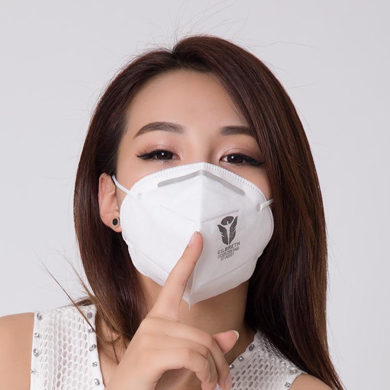 呼吸大师专业一次性防护口罩防PM2.5
