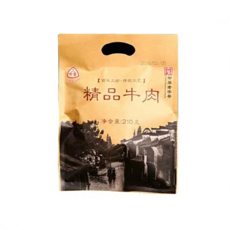三珍斋精品牛肉210g*3袋