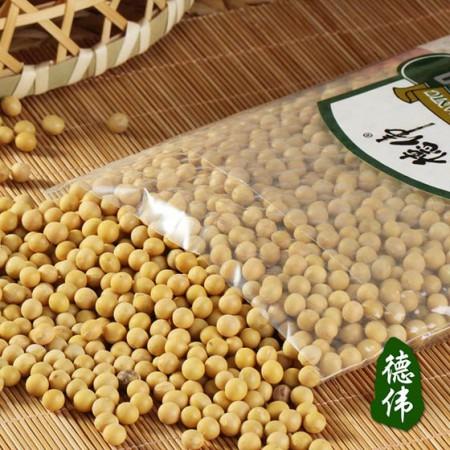 德伟 有机黄豆·4袋