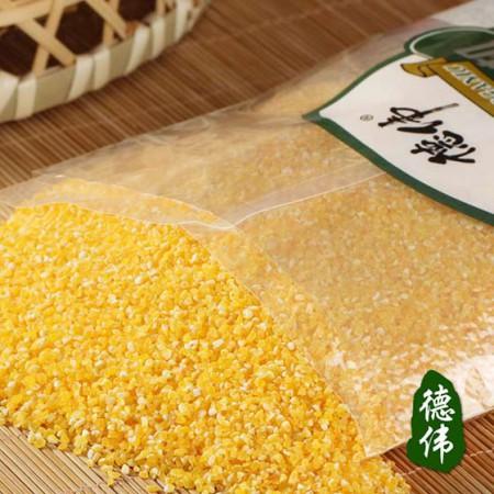 德伟 有机玉米糁·4袋