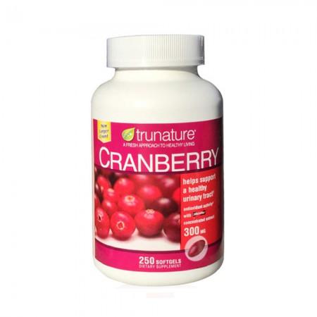TruNature蔓越莓胶囊300mg 250粒