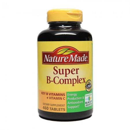 美国直邮 莱萃美 复合维生素B族+叶酸·460粒