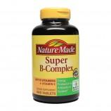 莱萃美(Nature Made)超级复合维生素B族片+叶酸片 460粒