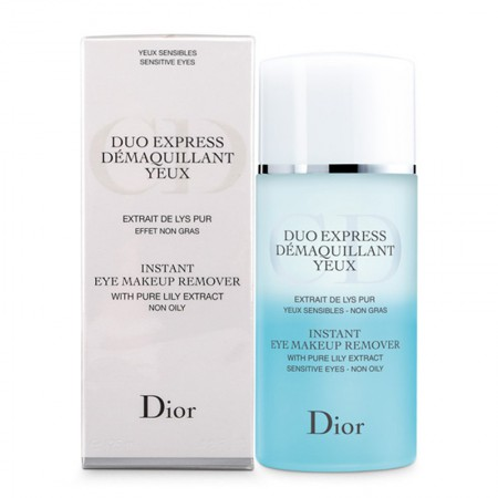 意大利直邮 Dior迪奥 双重眼部卸妆液125ml·卸妆液