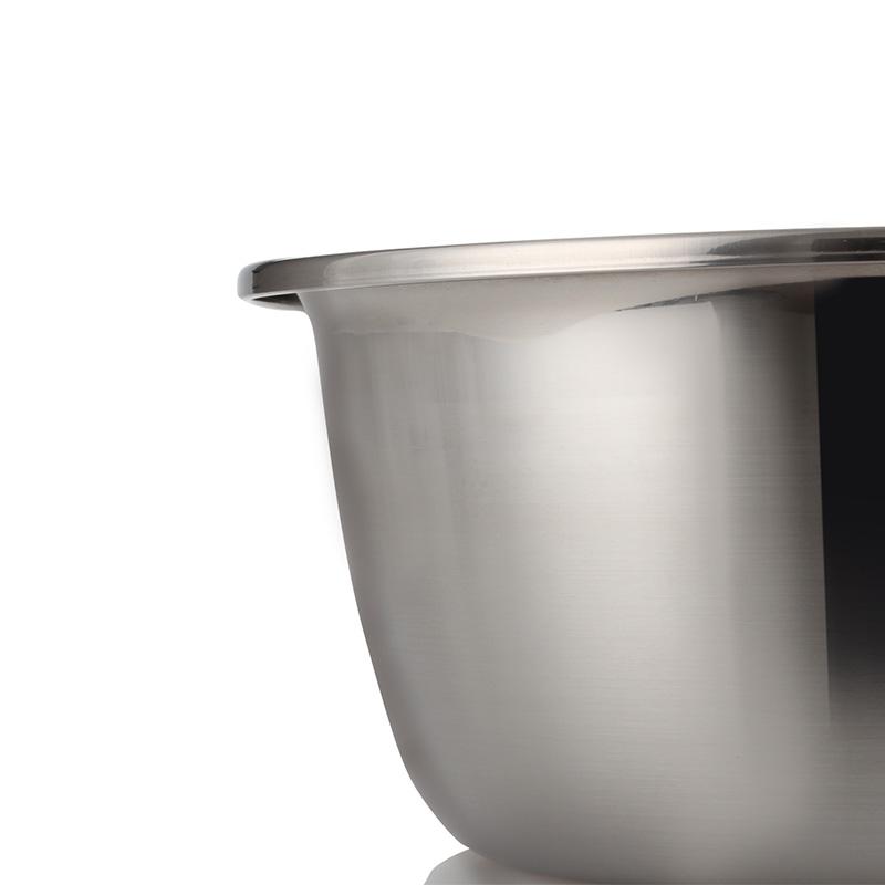 美国希尔普(HILL TOP )美国厨房调理盆滤篮五件套(特厚)