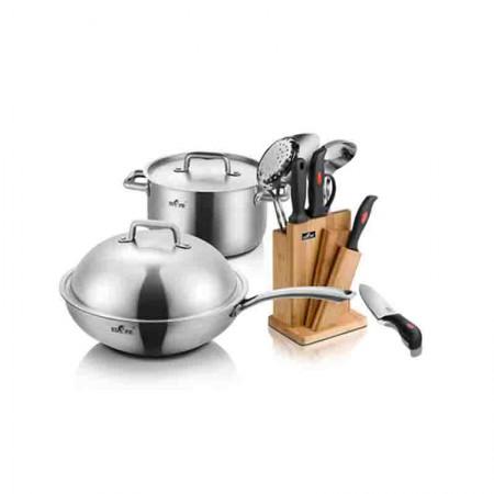德国司顿STONE顶级厨师组合套装系列STH034