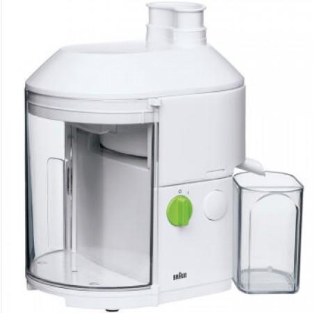 德国博朗(Braun) 离心榨汁机SJ3000·白色