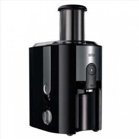 德国博朗(Braun)不锈钢榨汁机果汁机J500·黑色