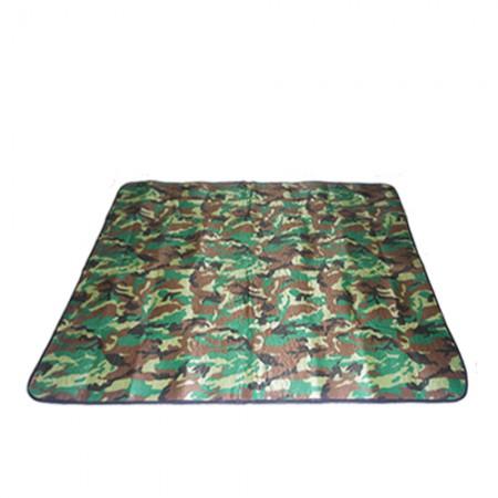 winpolar 柔软防潮野餐垫爬行垫1.8*1.5m·涤纶迷彩