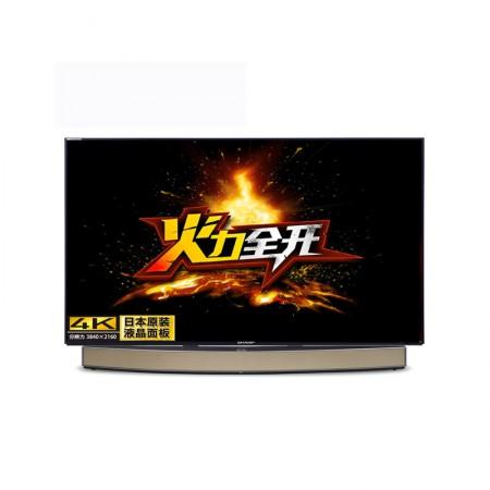 夏普(SHARP)60英寸高清4K网络智能液晶平板电视机LCD-60TX85A