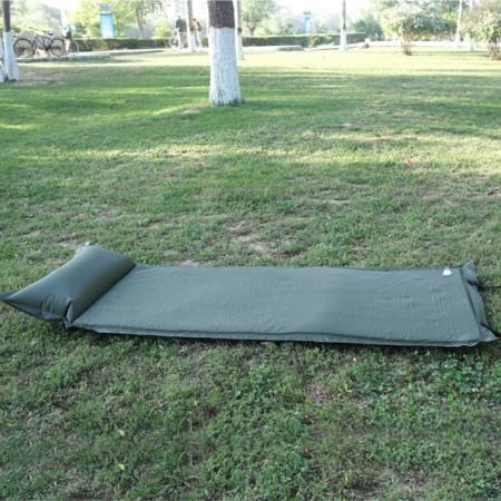 winpolar 户外充气床充气垫 192*70cm·军绿色