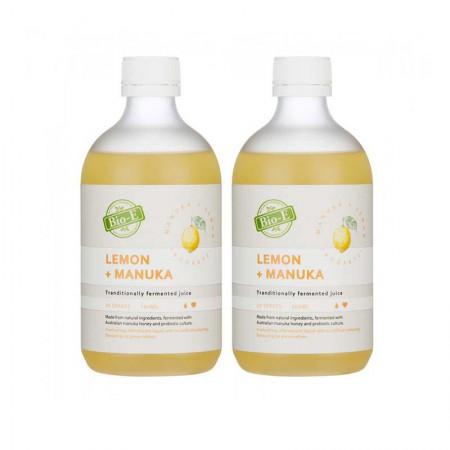 澳洲直邮 Bio-E麦卢卡蜂蜜柠檬酵素·2瓶