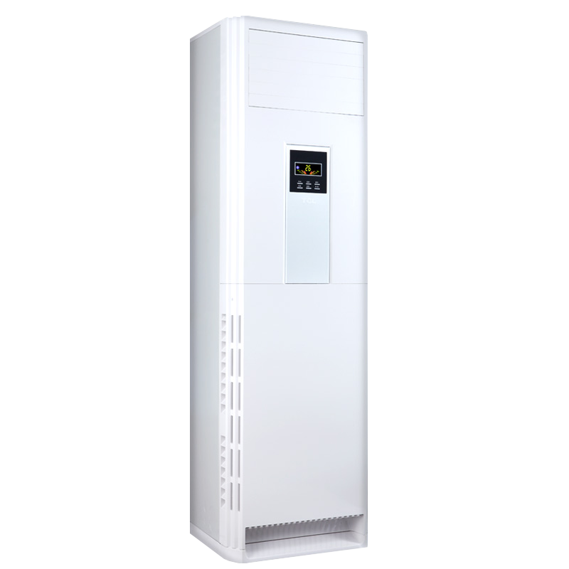 tcl 定频冷暖柜机空调5p kfrd-120lw/c23s·白色