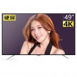 飞利浦(PHILIPS)49英寸硬屏4K安卓智能平板液晶电视机 49PUF6701/T3