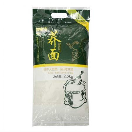 郑家屯 荞面·2.5KG*2袋