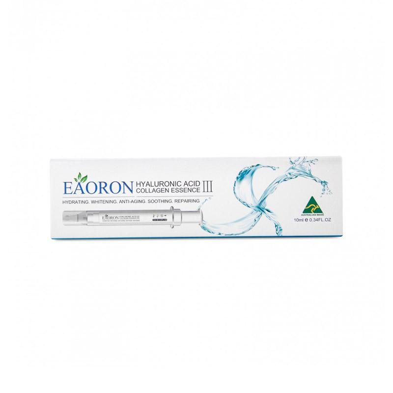 澳洲直邮 Eaoron第三代涂抹式水光针·3支