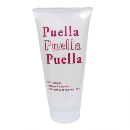 保税区直发 日本Puella 丰胸霜·白色