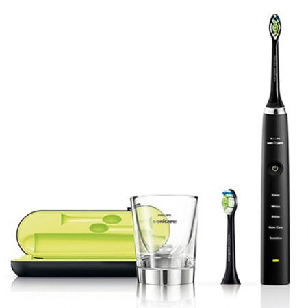 飞利浦(PHILIPS) 电动牙刷HX9352/04 钻石亮白型 充电式成人声波