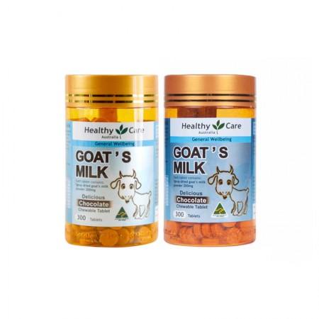 澳洲直邮 Healthy Care羊奶片·2瓶