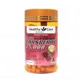 香港直邮 Healthy Care 蔓越莓胶囊·90粒