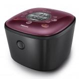 飞利浦 电饭煲 智能预约电饭锅4L智芯回漩IH电磁加热火纹锅 HD3188·紫色