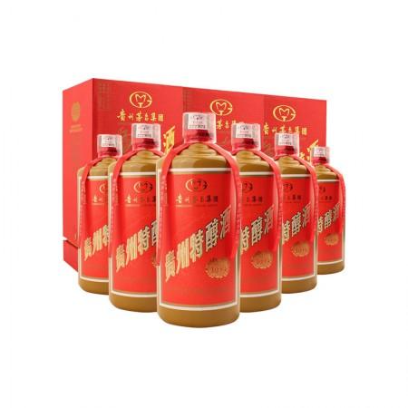 茅台集团 贵州特醇1949红尊52度·500ML*6瓶