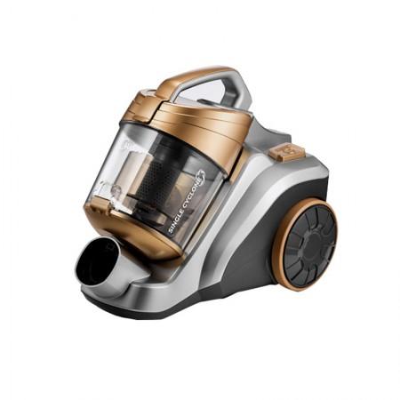 Midea/美的 强力吸尘器 家用静音手持吸尘大功率除尘 VC12A1-FG·金色