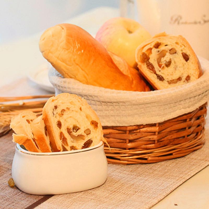正宗新疆果仁大列巴早餐面包-清真认证·700g·黄色