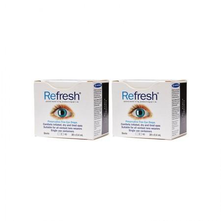 澳洲直邮 Refresh缓解视疲劳滴眼液·2盒
