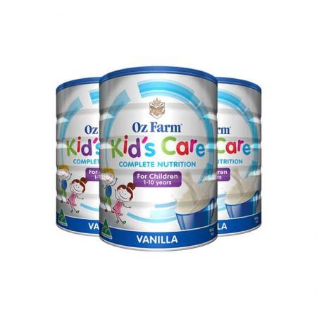 澳洲直邮 Oz Farm儿童全面均衡营养粉·3罐