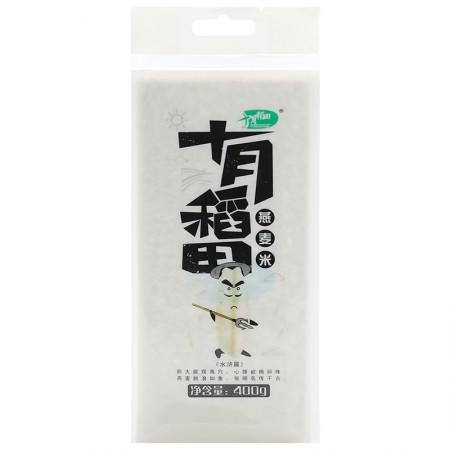 包邮 十月稻田 燕麦米400g*3袋