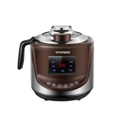 韩国现代 全自动智能炒菜机QC-CC001·咖啡色