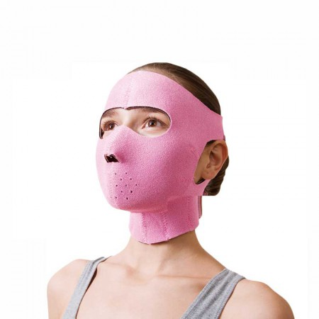 香港直邮 日本Cogit 强效塑形瘦脸面罩·红色
