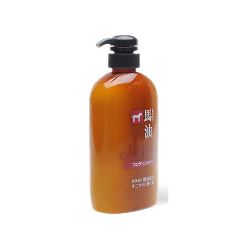 香港直邮 熊野油脂 马油洗发护发超值·2瓶
