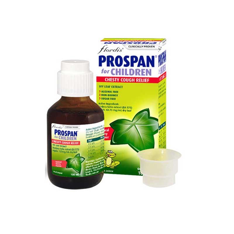 澳洲直邮 Prospan小青蛙儿童止咳化痰糖浆·2瓶