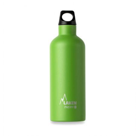 [巴洛奇]LAKEN 西班牙进口不锈钢登山保温水杯500ml·绿色