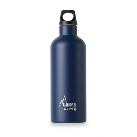 [巴洛奇]LAKEN 西班牙进口不锈钢登山保温水杯500ml·蓝色
