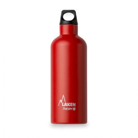 [巴洛奇]LAKEN 西班牙进口不锈钢登山保温水杯500ml·红色