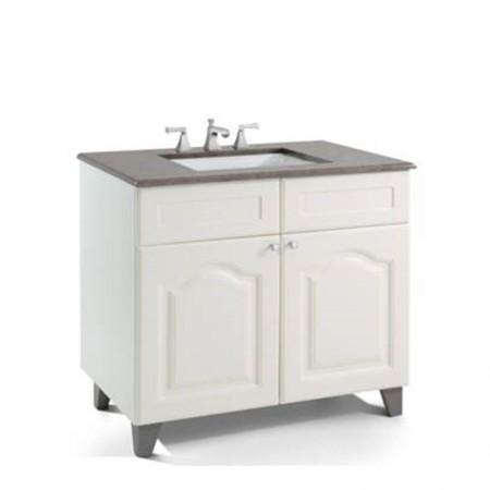 科勒 爱普斯浴室柜组合900mm K-13987T-A-D02/D38·白色K-13987T-A-D02(K-13988T-A8KC-GWP+K-2339T-0+K-454T-3S-CP )